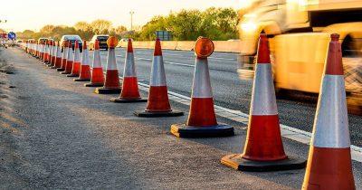 Journey Time Monitoring through roadworks