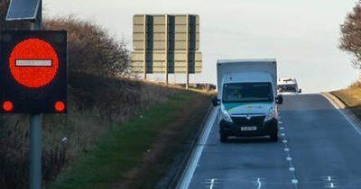 Wrong Way Slip Warning To Drivers