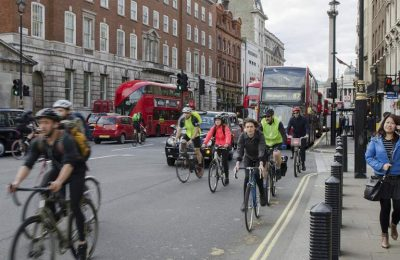 Turning temporary into permanent – how technology is enabling active travel