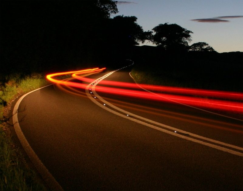 A4226 The Five Mile Lane, Wales