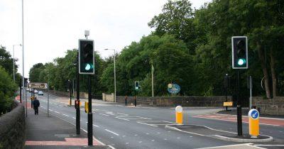Trouble free traffic light control in Blackburn