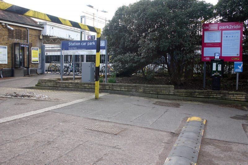 Parking Management System for NCP