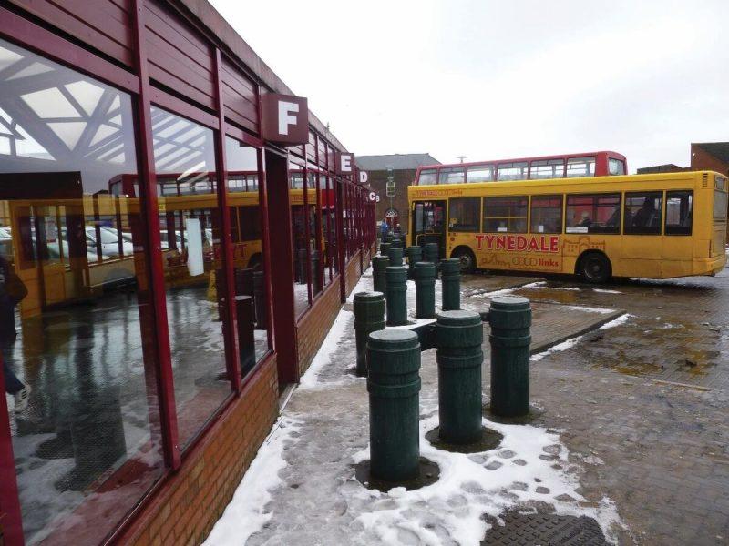 Stanley & Consett Bus Stations