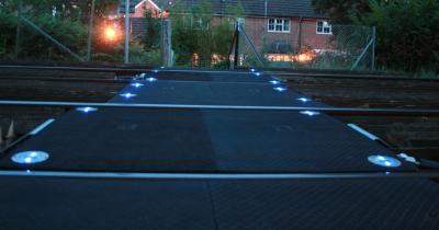 pedeSOLAR with SolarLite Active Road Studs
