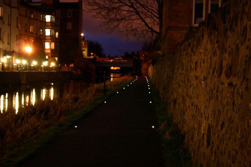 Edinburgh Towpath Delineation