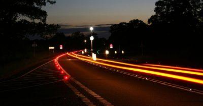 A41 Chetwynd Intelligent Road Studs
