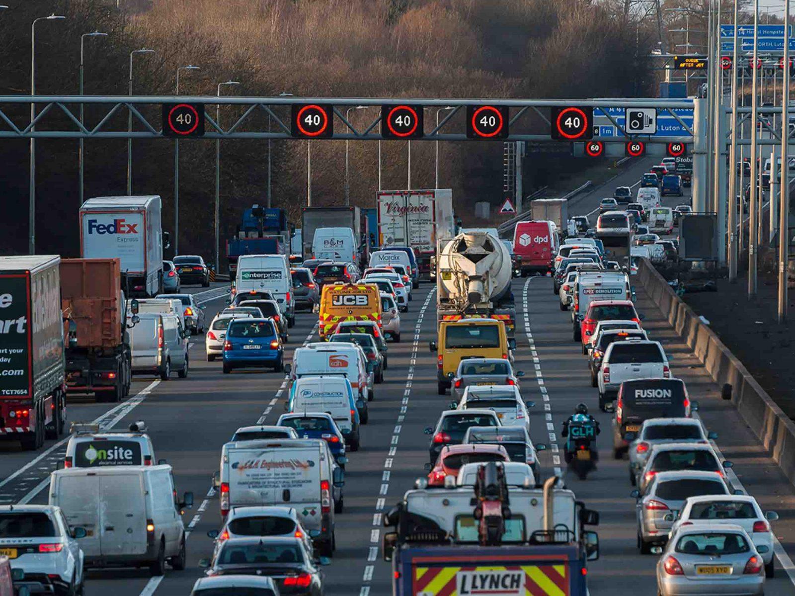 Highways England CHARM implementation