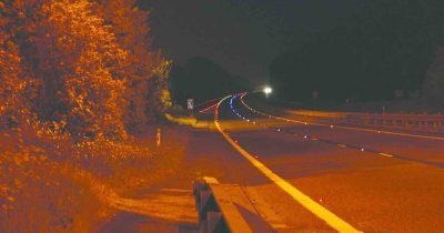 Solarlite road studs continued deployment – A2/A20 Kent