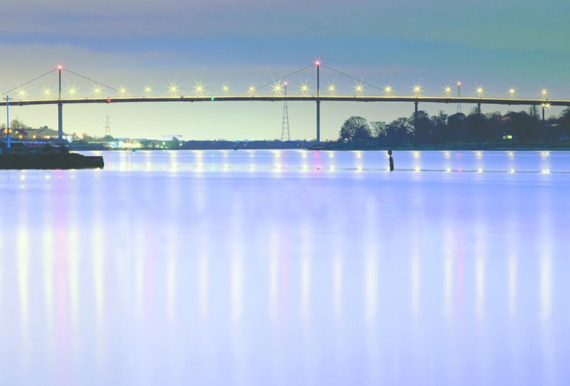 MOVA traffic signal detection Erskine Bridge