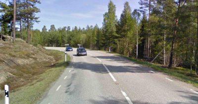 Swedish Road Stud Trail